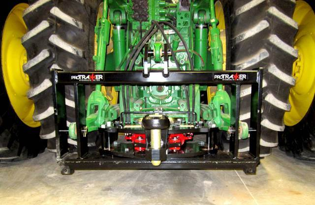 3 Point Tractor Draw Bar Supplies : Dx hydraulic hitch guidance system protrakker